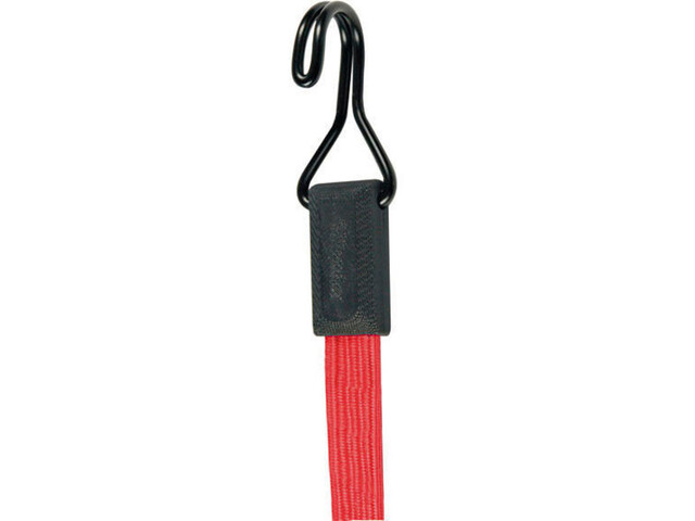 Masterlock Smooth Corde elastiche di bloccaggio 600 mm, red